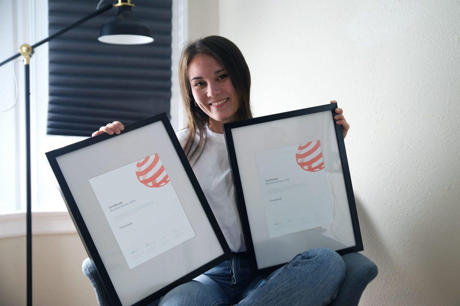 Каково это – стать первой казахстанкой, получившей самую престижную награду за дизайн