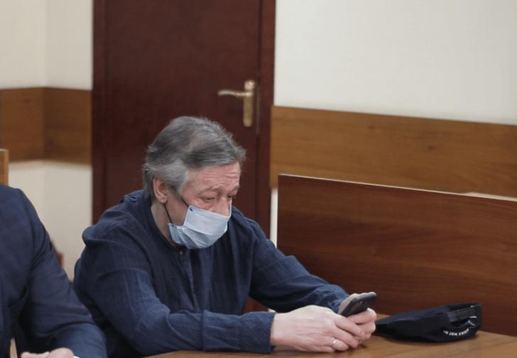 Ефремов обратился к суду с «последним  желанием» перед «казнью»