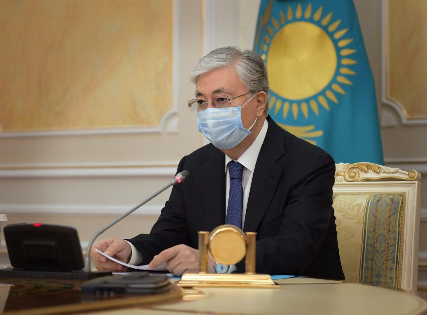 Касым-Жомарт Токаев запретил условно-досрочное освобождение для коррупционеров