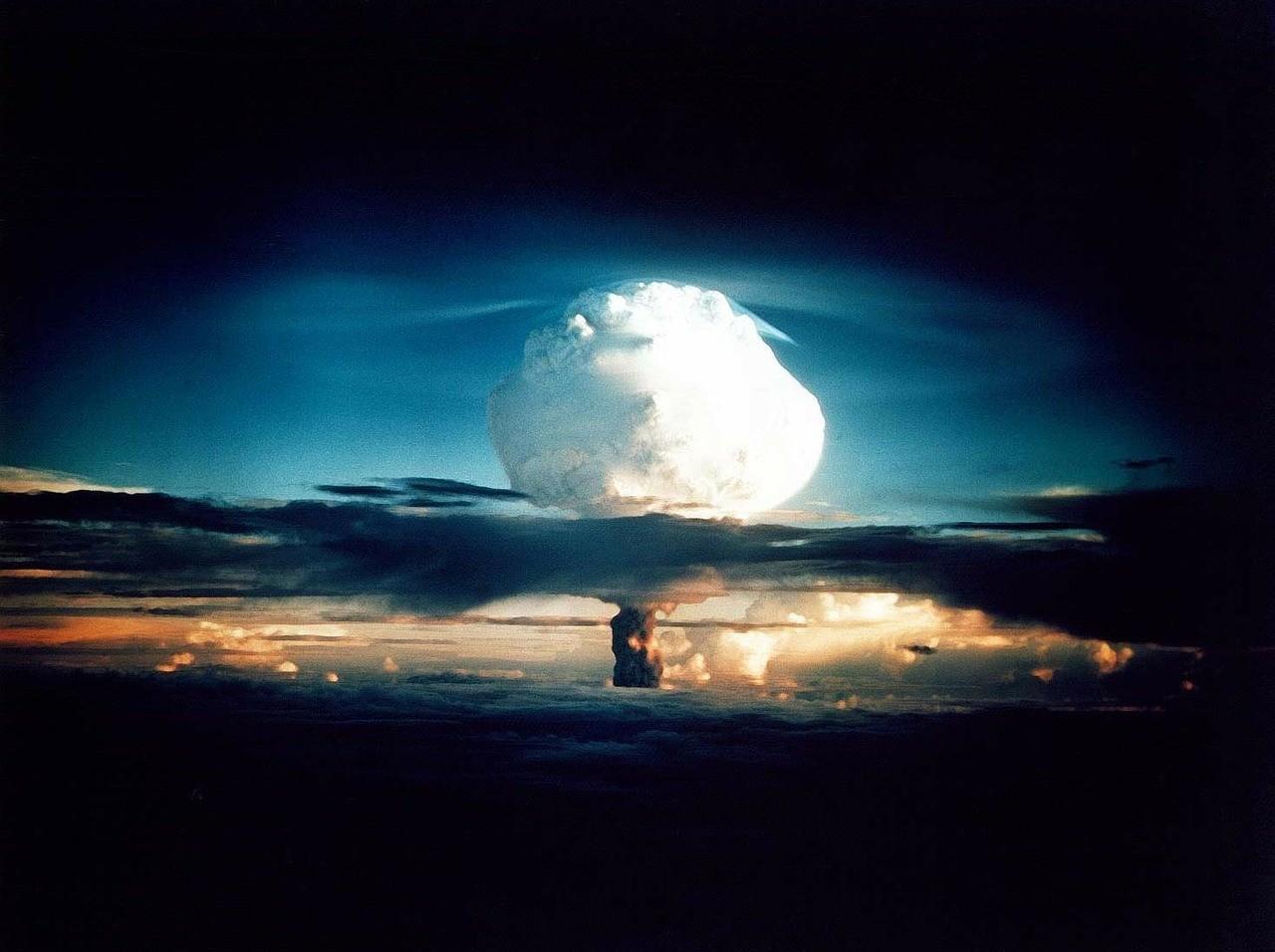 Самые известные ядерные полигоны мира