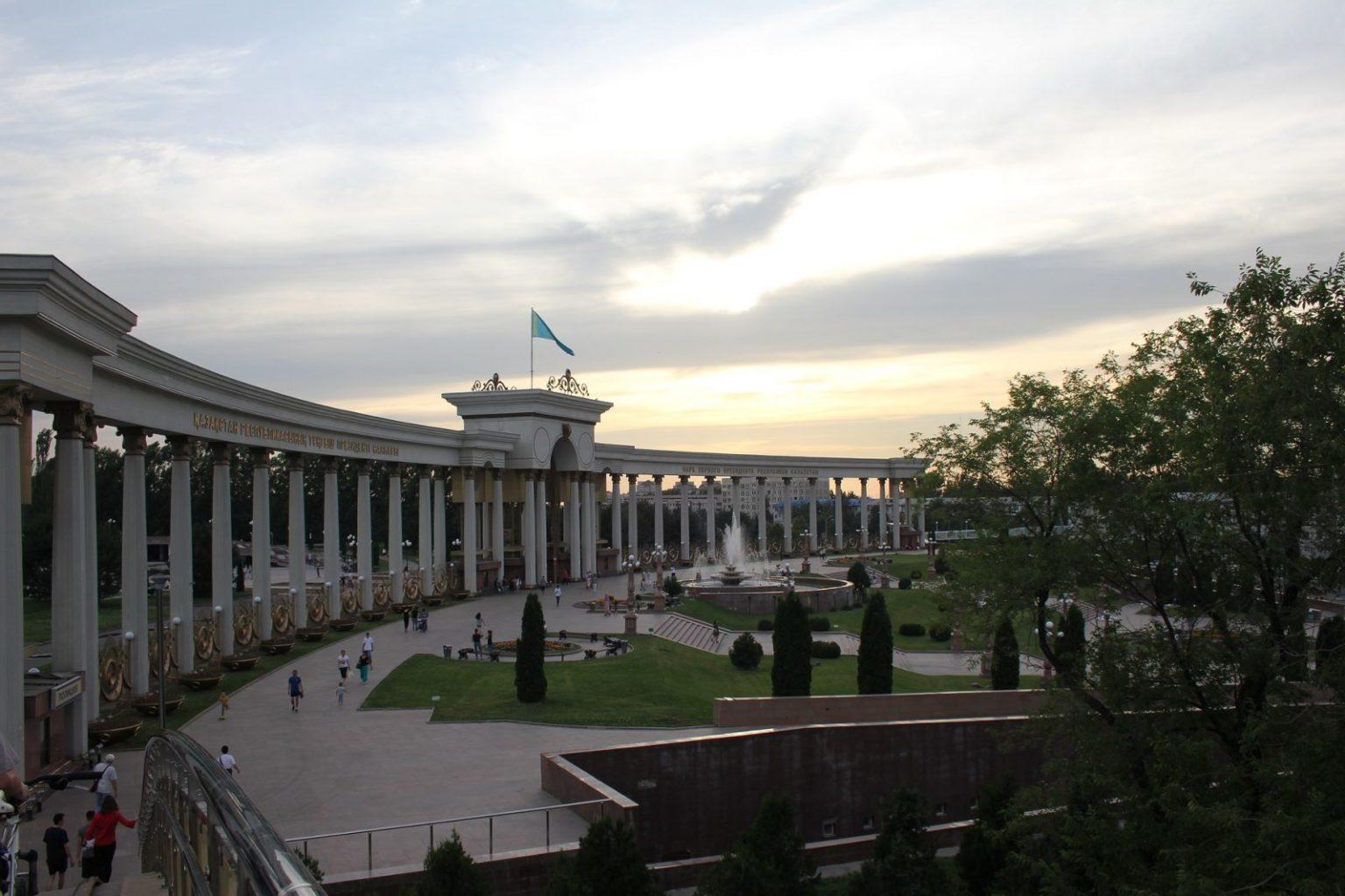 Куда можно пойти в Алматы на выходных
