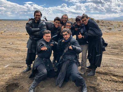 Nomad Stunts