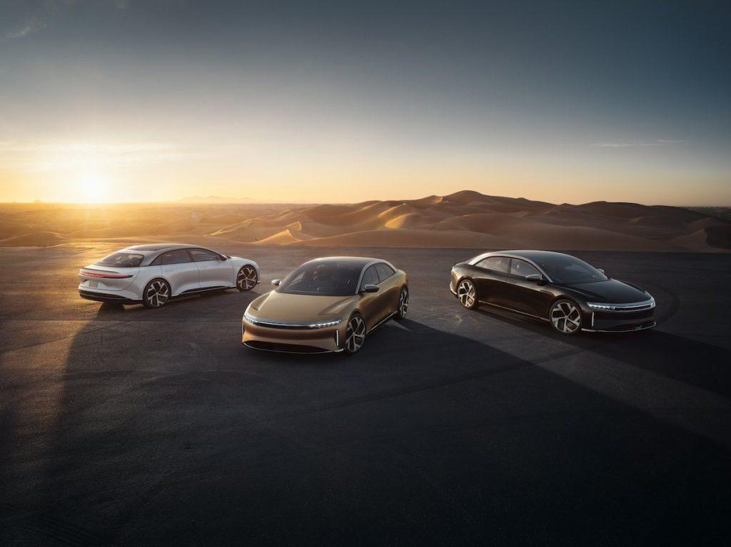 Убийца Tesla? Американский стартап представил самый мощный электромобиль