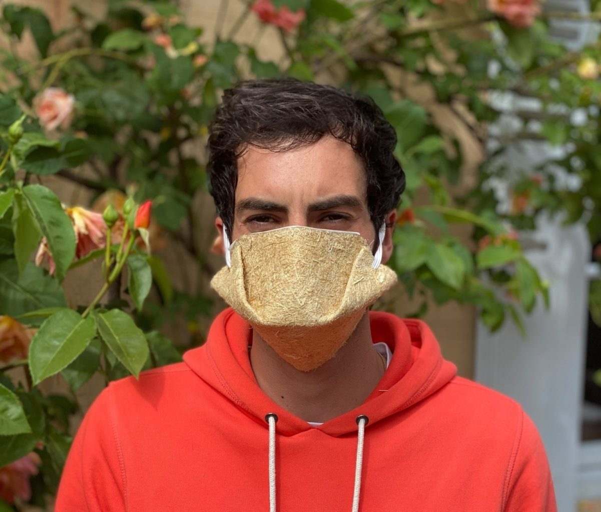 Cannabaceae VS COVID-19: маски из конопли появились во Франции