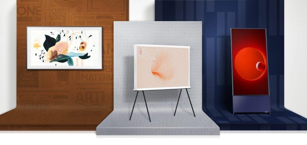 Lifestyle-телевизоры Samsung: дополнение вашего образа жизни