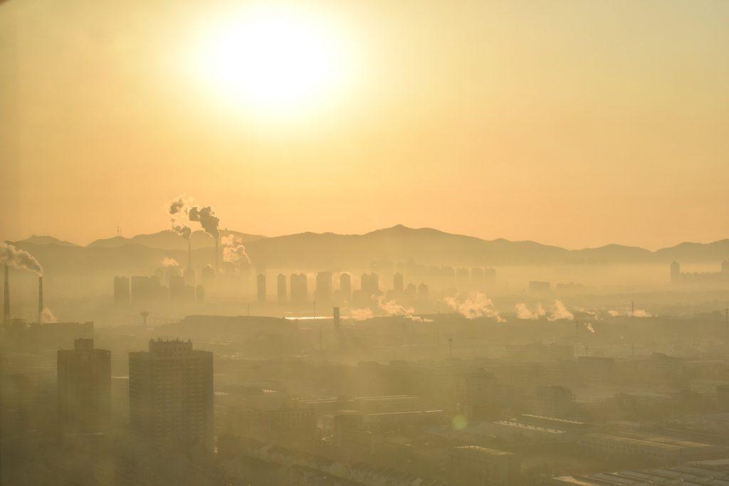 Алматинский смог портит качество ледниковых вод