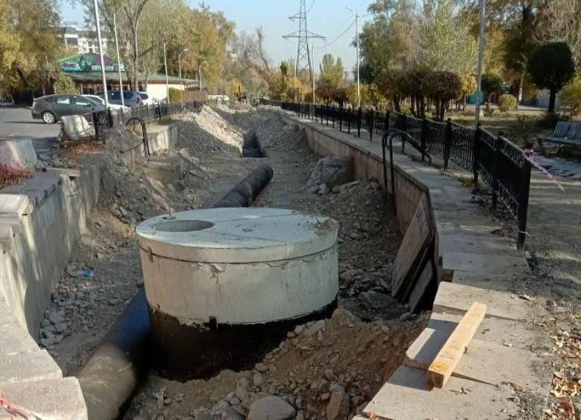Зачем сносят каскады реки Малая Алматинка