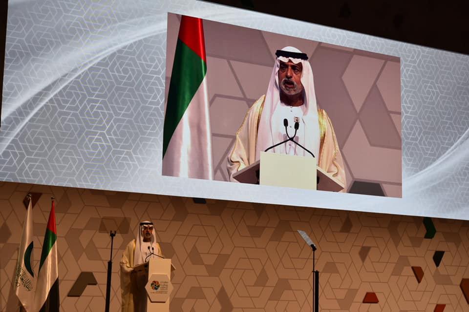 H.E Sheikh Nahyan bin Mubarak Al Nahyan