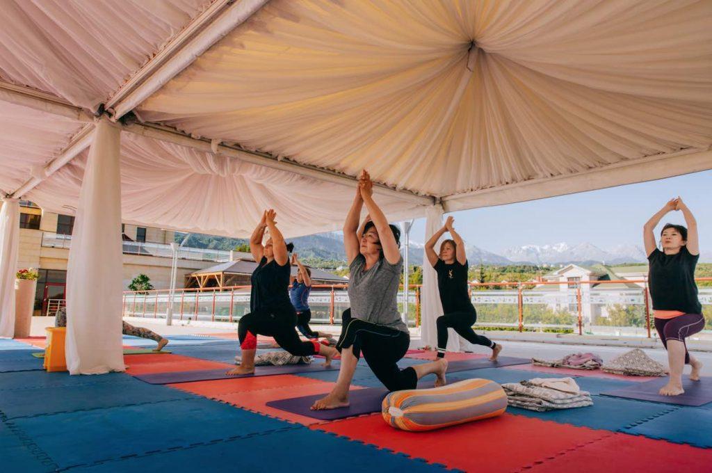 Wellness Club LUXOR – безопасное удовольствие в период карантина