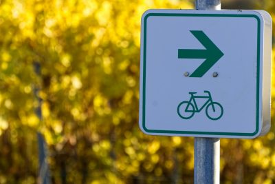 bicycle-path