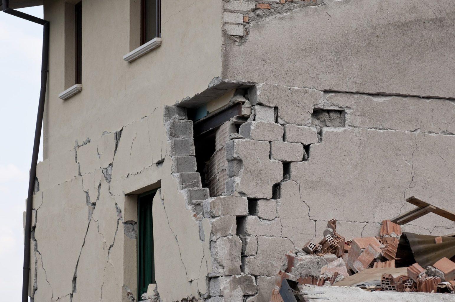 Сильное землетрясение произошло в Турции и Греции