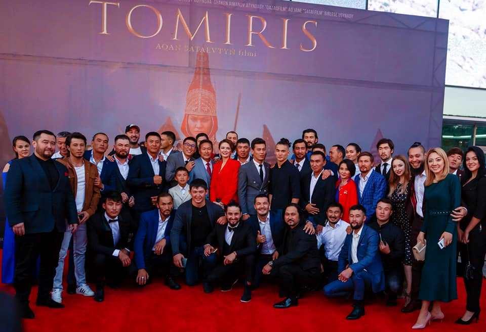 Казахстанский фильм получил каскадерский «Оскар»