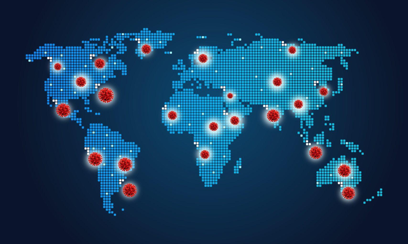 Число заразившихся COVID-19 в мире превысило 60 миллионов
