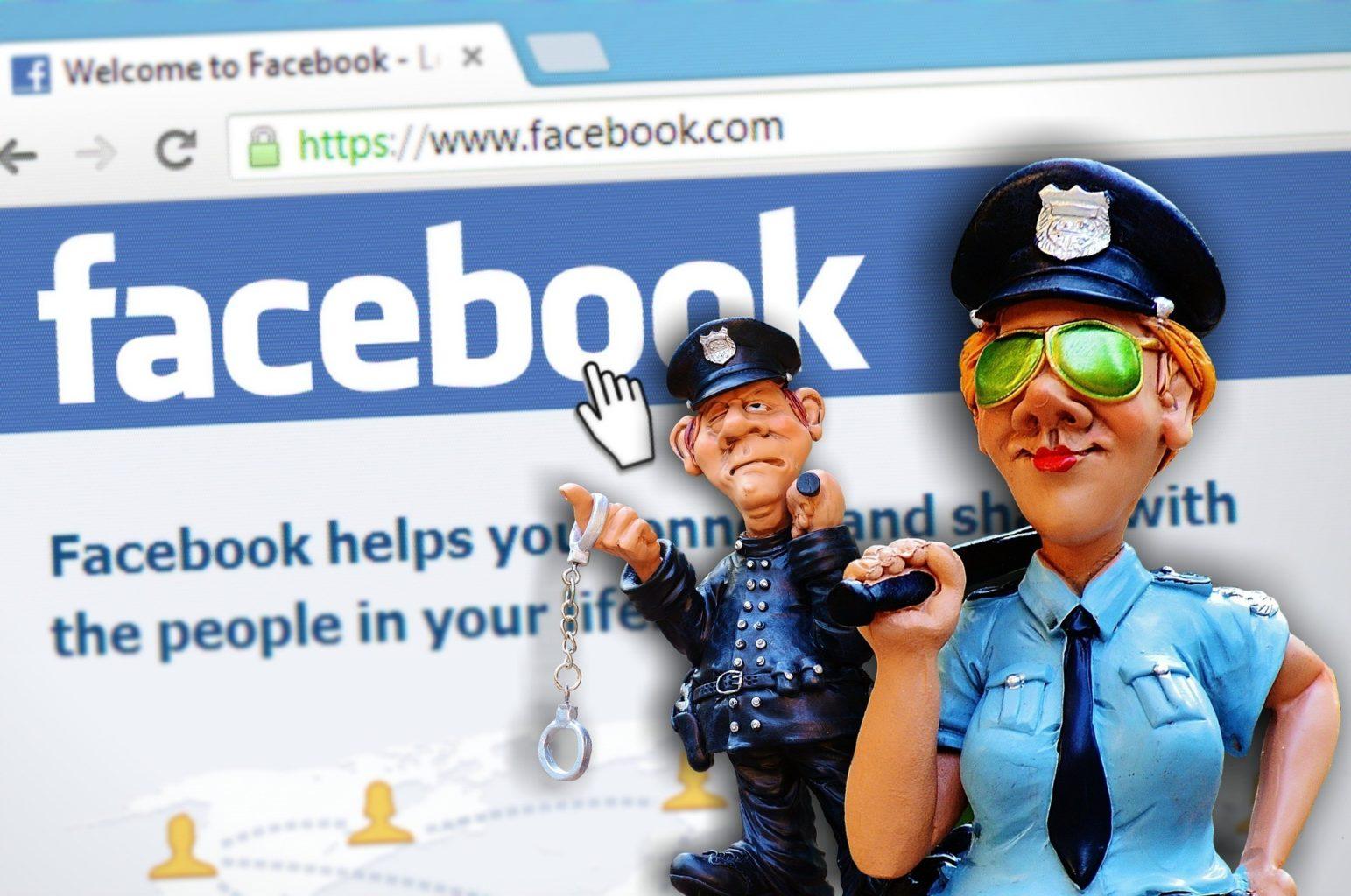 Facebook заблокируют «ради национального единства»