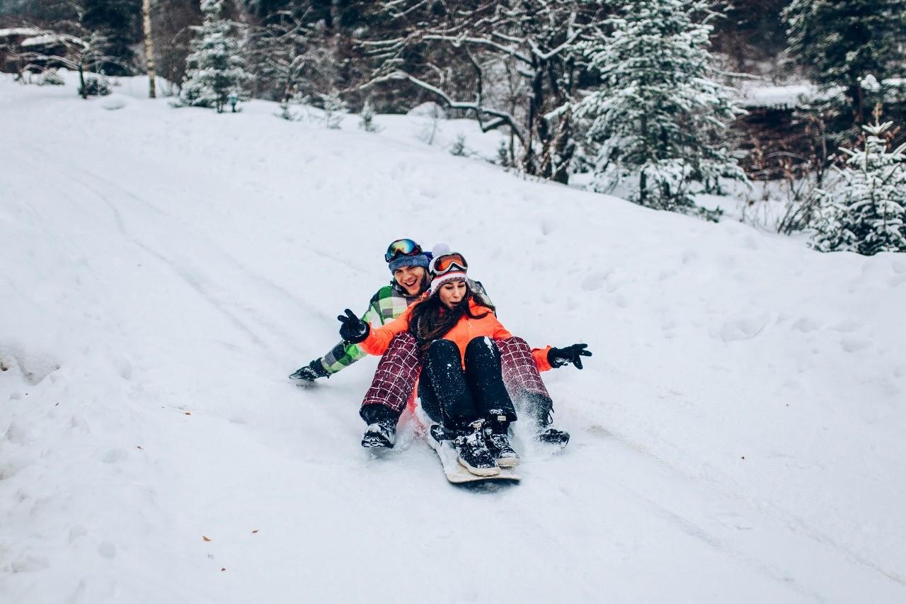 Открытие лыжного сезона и Pushkin Stand Up. Чем развлечь себя в выходные в обеих столицах