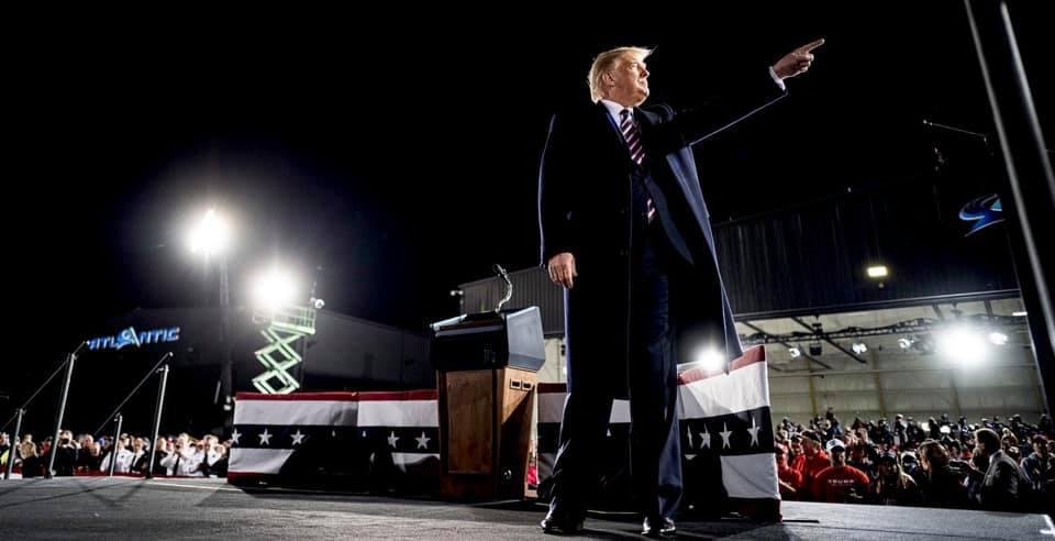 Трамп сообщил о «гиперзвуковом и гидрозвуковом» оружии