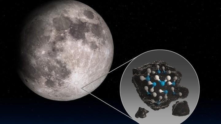 Китайский «Юйту-2» сделал удивительное открытие на Луне