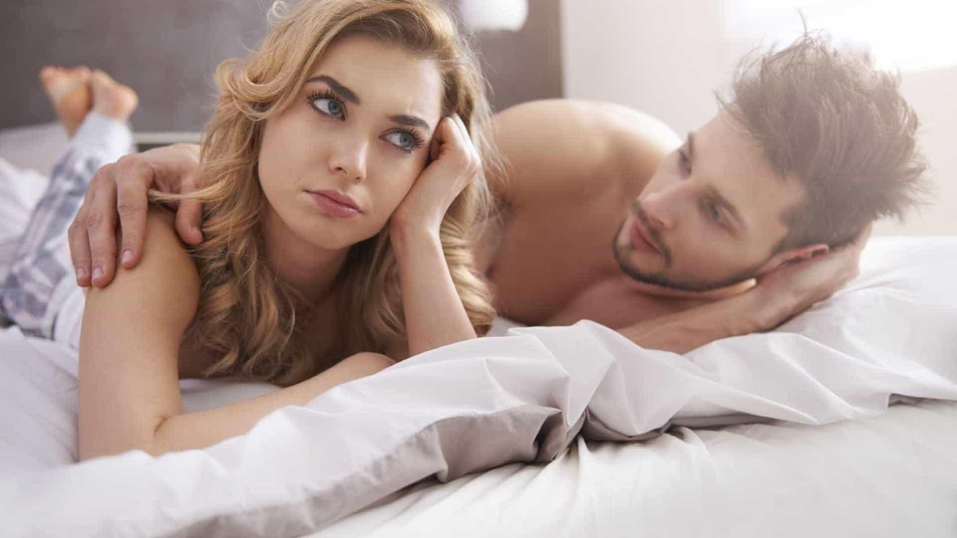 5 главных мужских ошибок в сексе по мнению женщин