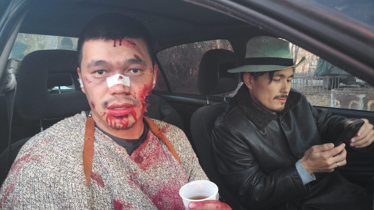 Казахстанец победил в номинации «Лучший актер» от European Cinematography Awards