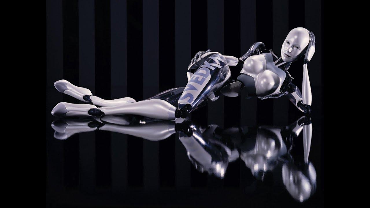 Врачи будут выписывать секс-роботов для лечения интимных расстройств