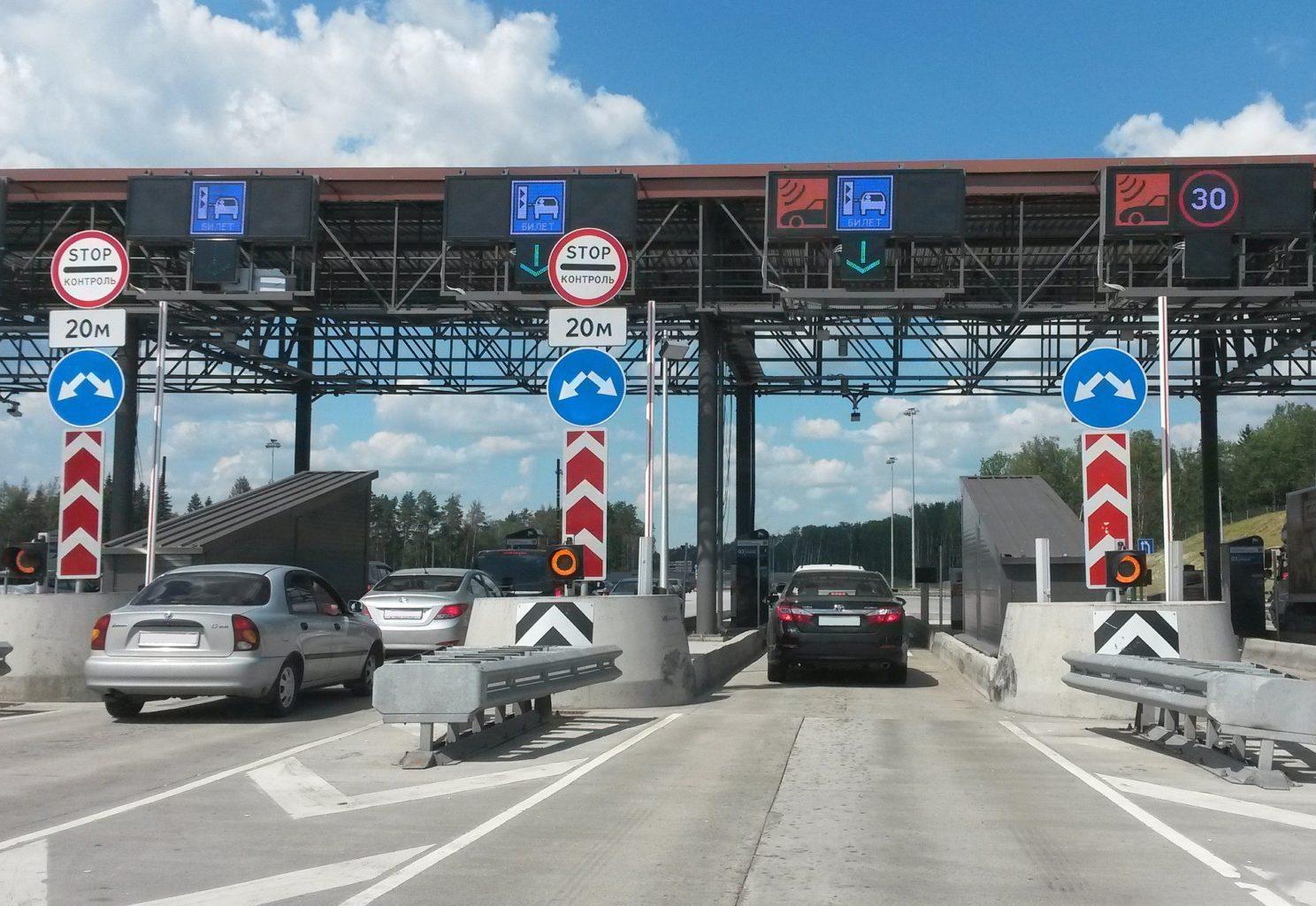 Годовые абонементы появятся на платных дорогах?