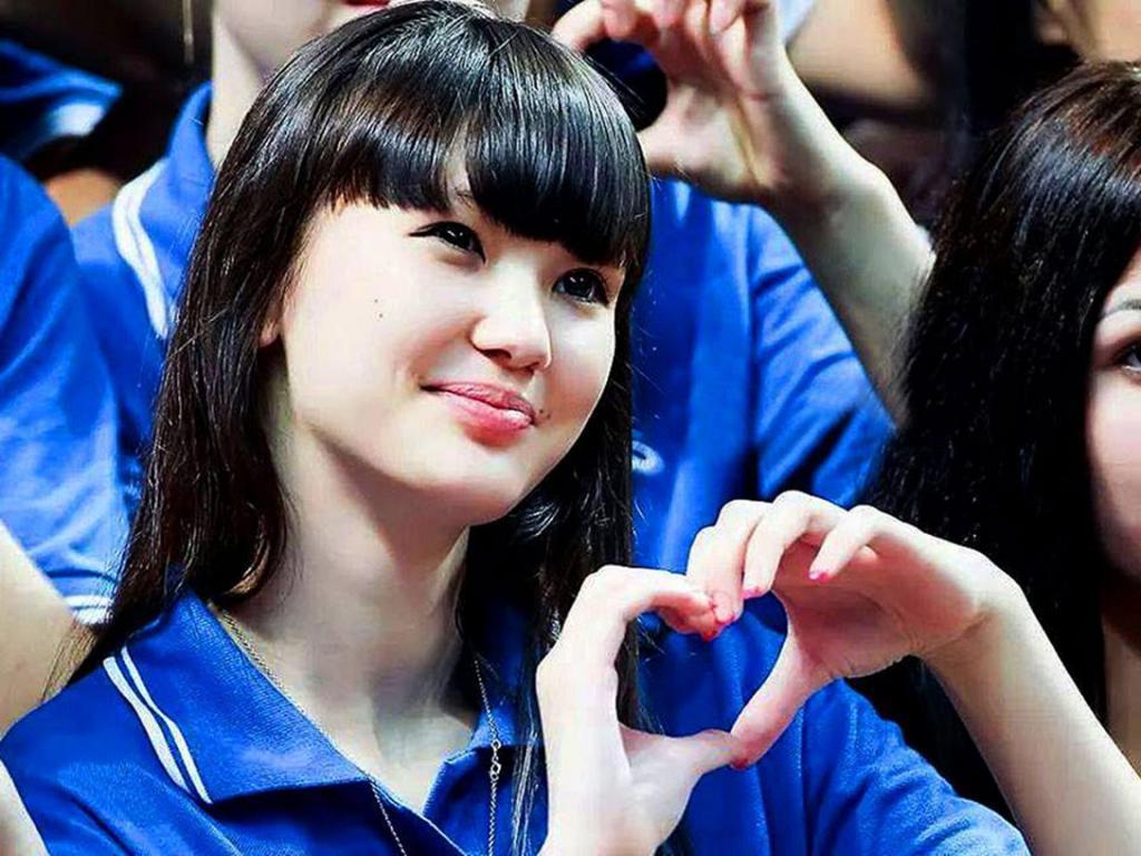 Сабина Алтынбекова приняла участие в фотосессии для календаря 2021