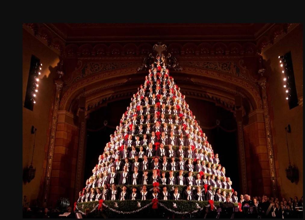 Самые креативные новогодние елки мира (плюс одна скандальная)