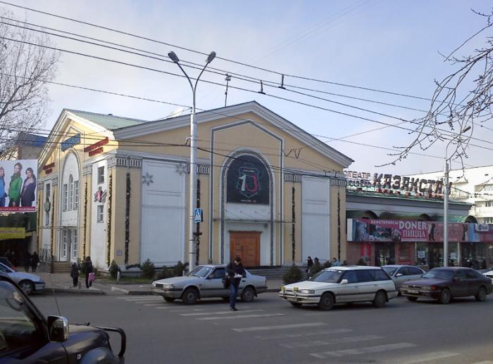Алматинский кинотеатр «Казахстан» выставили на продажу