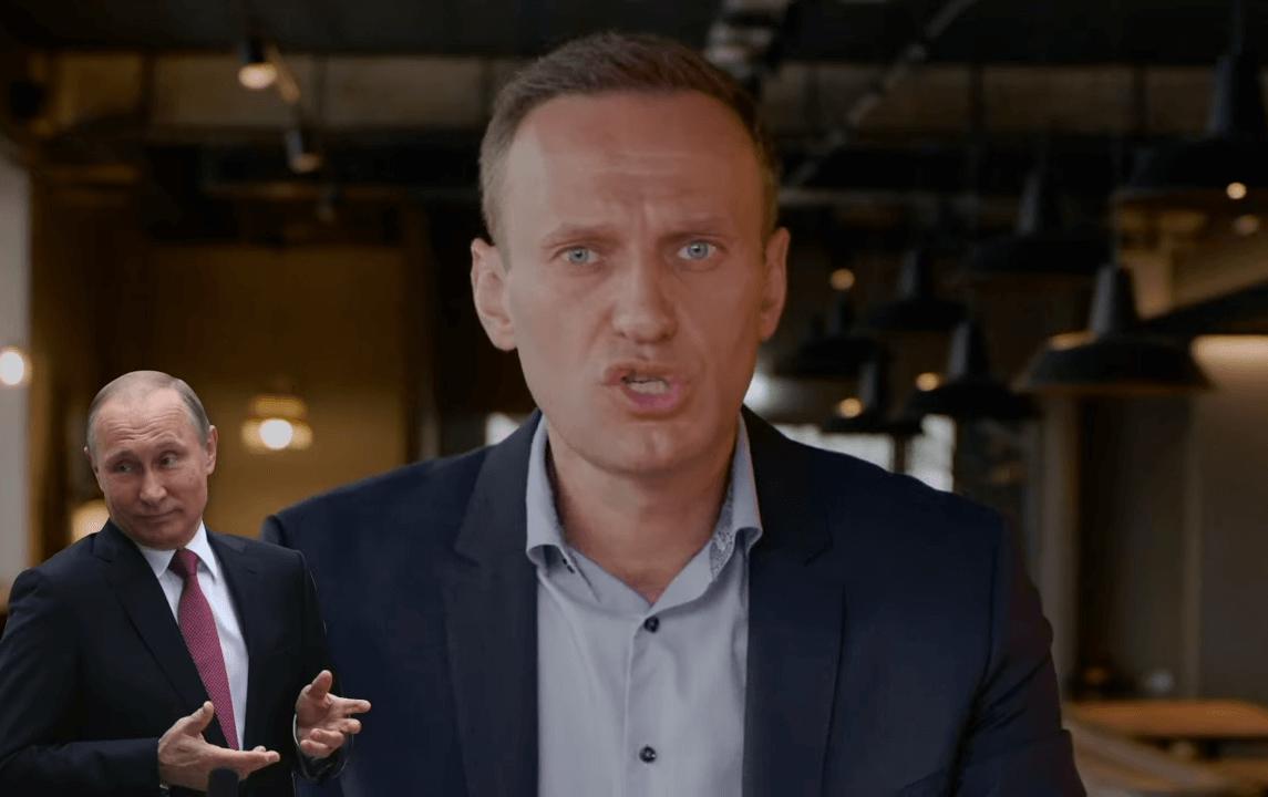 Навальный выпустил фильм-расследование о «Дворце для Путина»