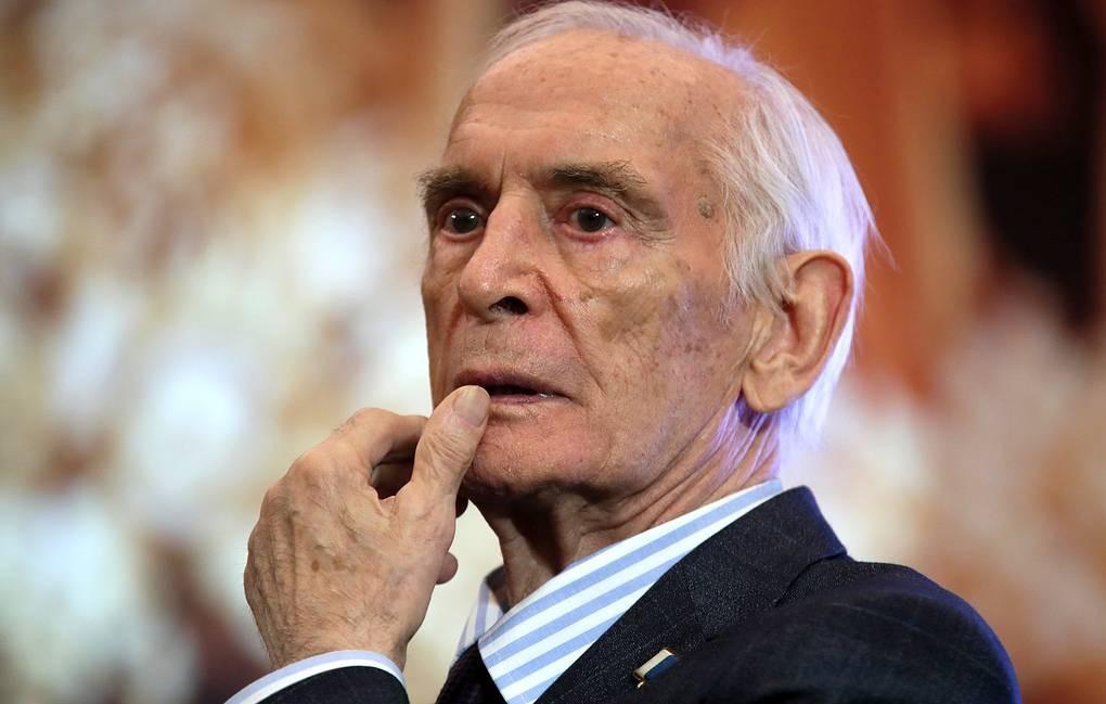 Скончался народный артист СССР и России Василий Лановой