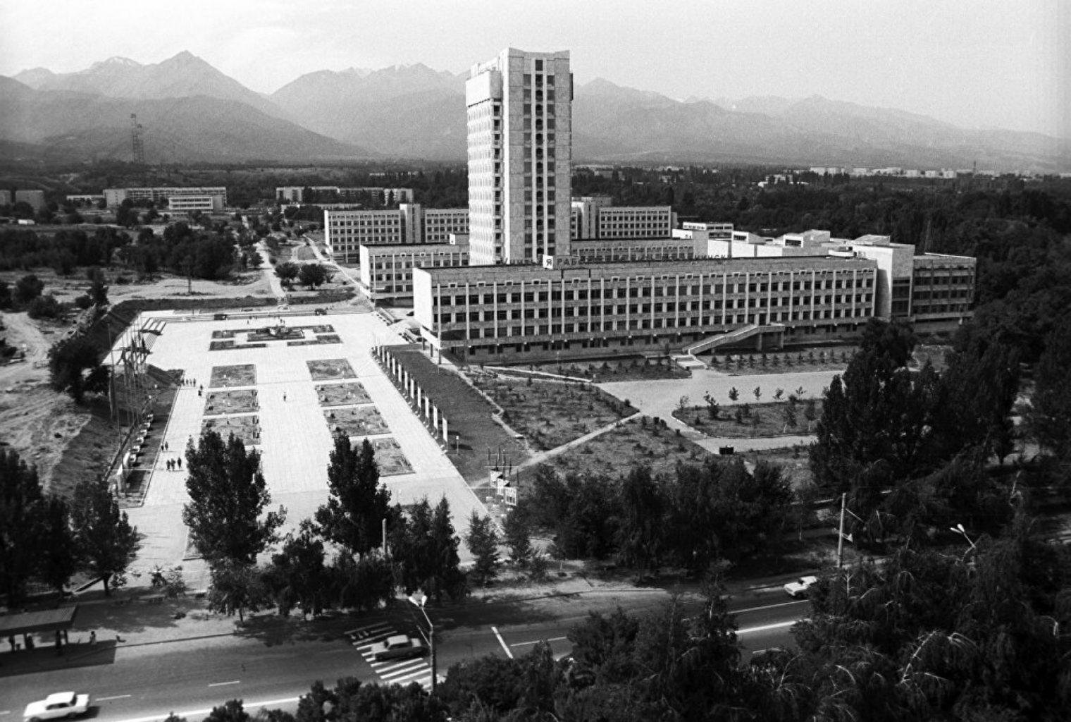 Снесенные исторические здания восстановят в Алматы