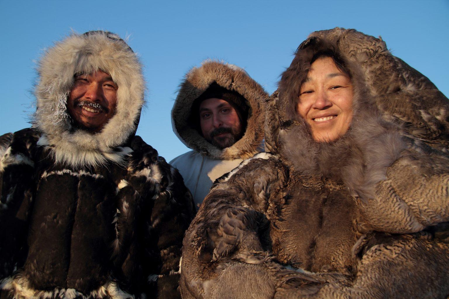 Почему эскимосы совершали со своими женами «ареодярекпут»?