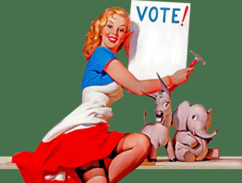Самые интересные факты о выборах
