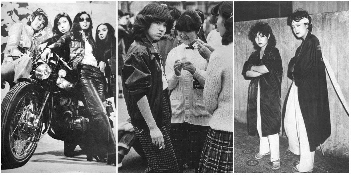 Сукэбан – опасные и дерзкие девочки Японии