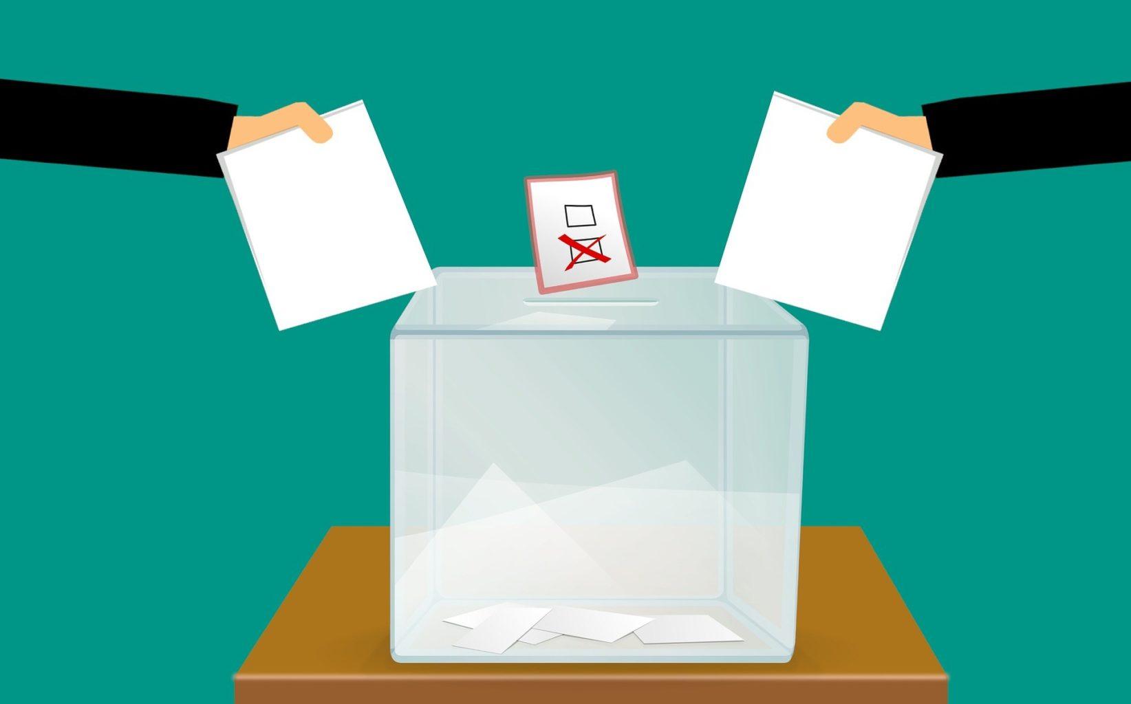 Выборы в РК: видео со вбросом снято не в Казахстане