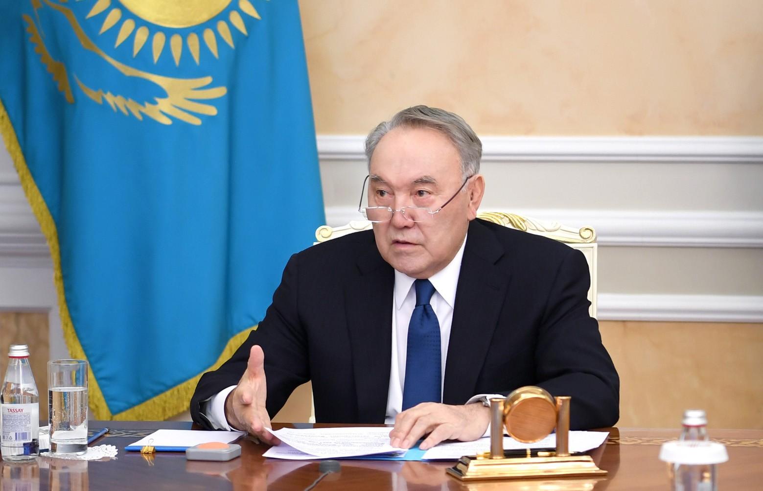 О настоящей угрозе для Казахстана рассказал Нурсултан Назарбаев