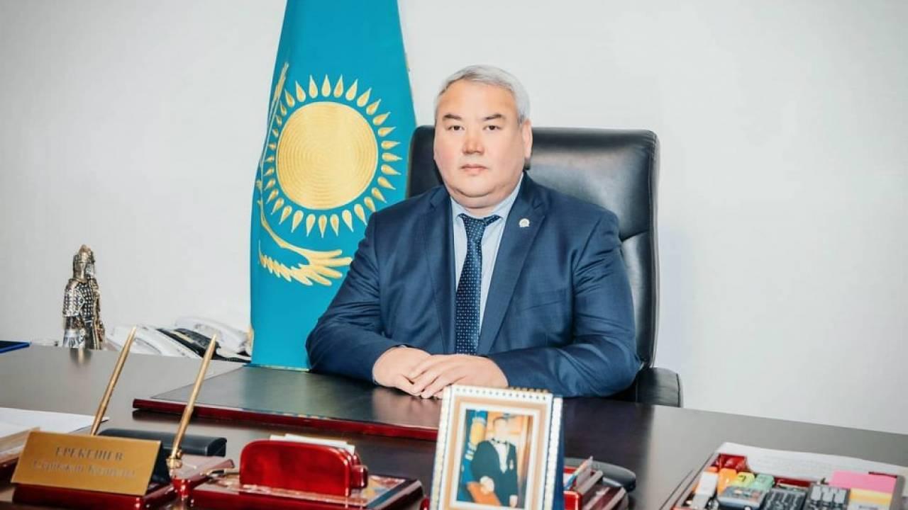 Задержан аким Талгарского района Серикжан Ерекешев