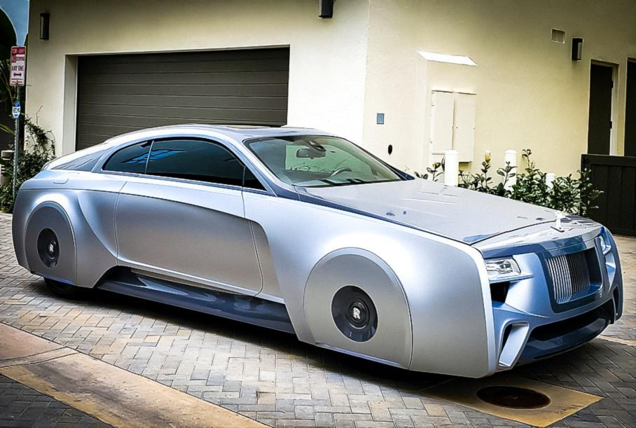 Как выглядит авто за $25 млн?