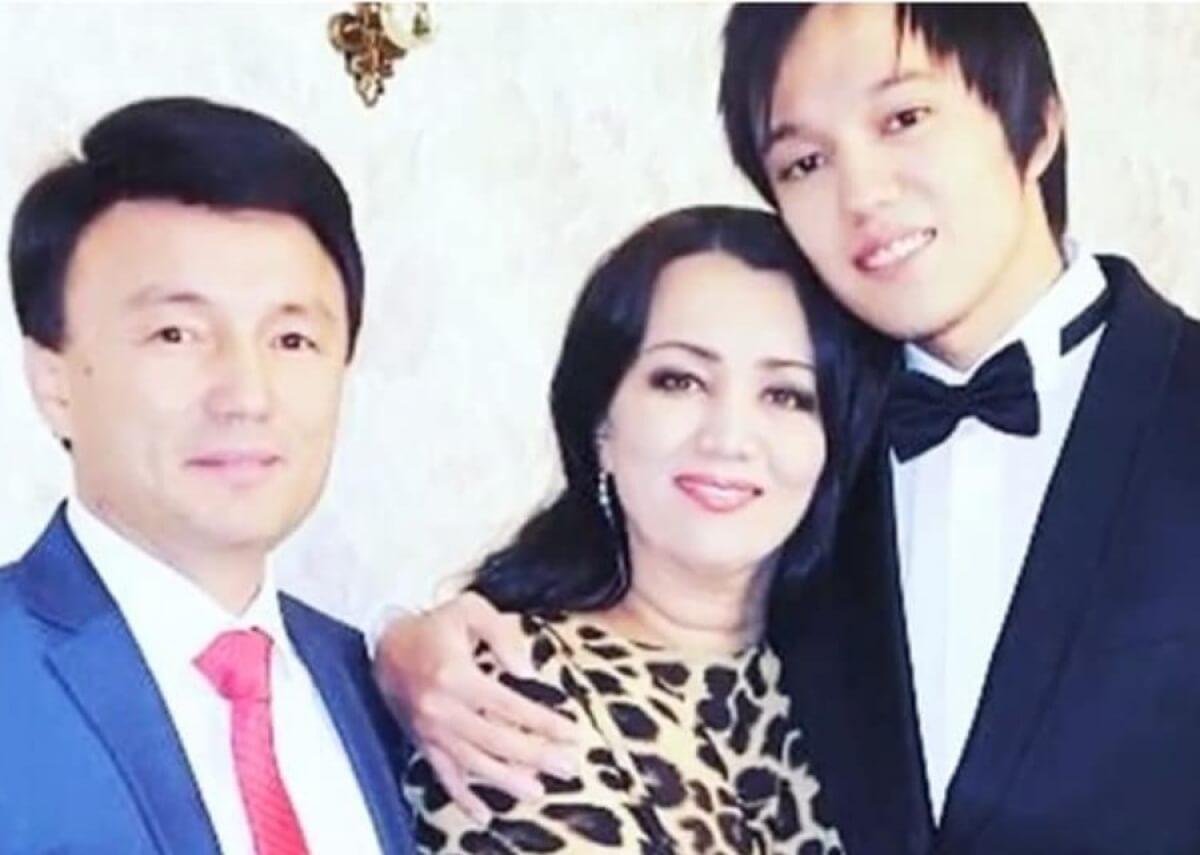 Отец Димаша развеял слухи: «Мы не имеем отношения к кыргызской нации»