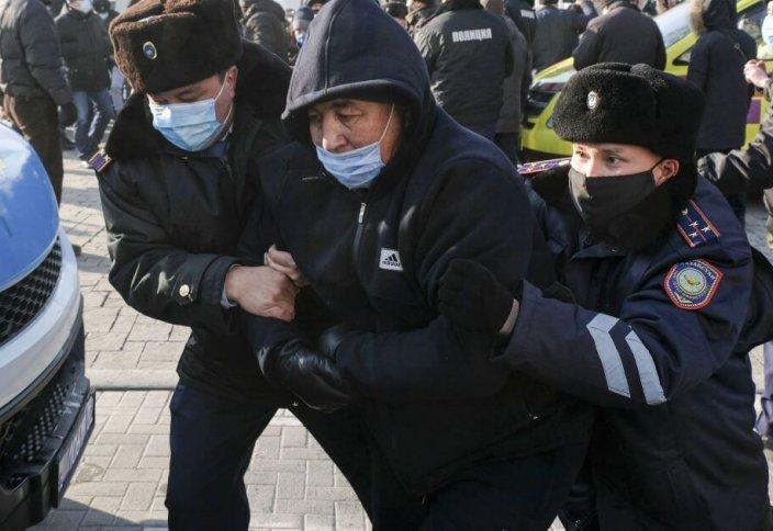 Европарламент подверг критике ситуацию с правами человека в Казахстане