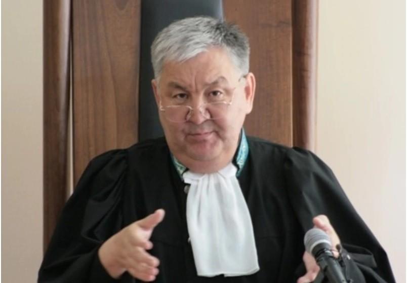 Задержан судья Верховного суда Казахстана