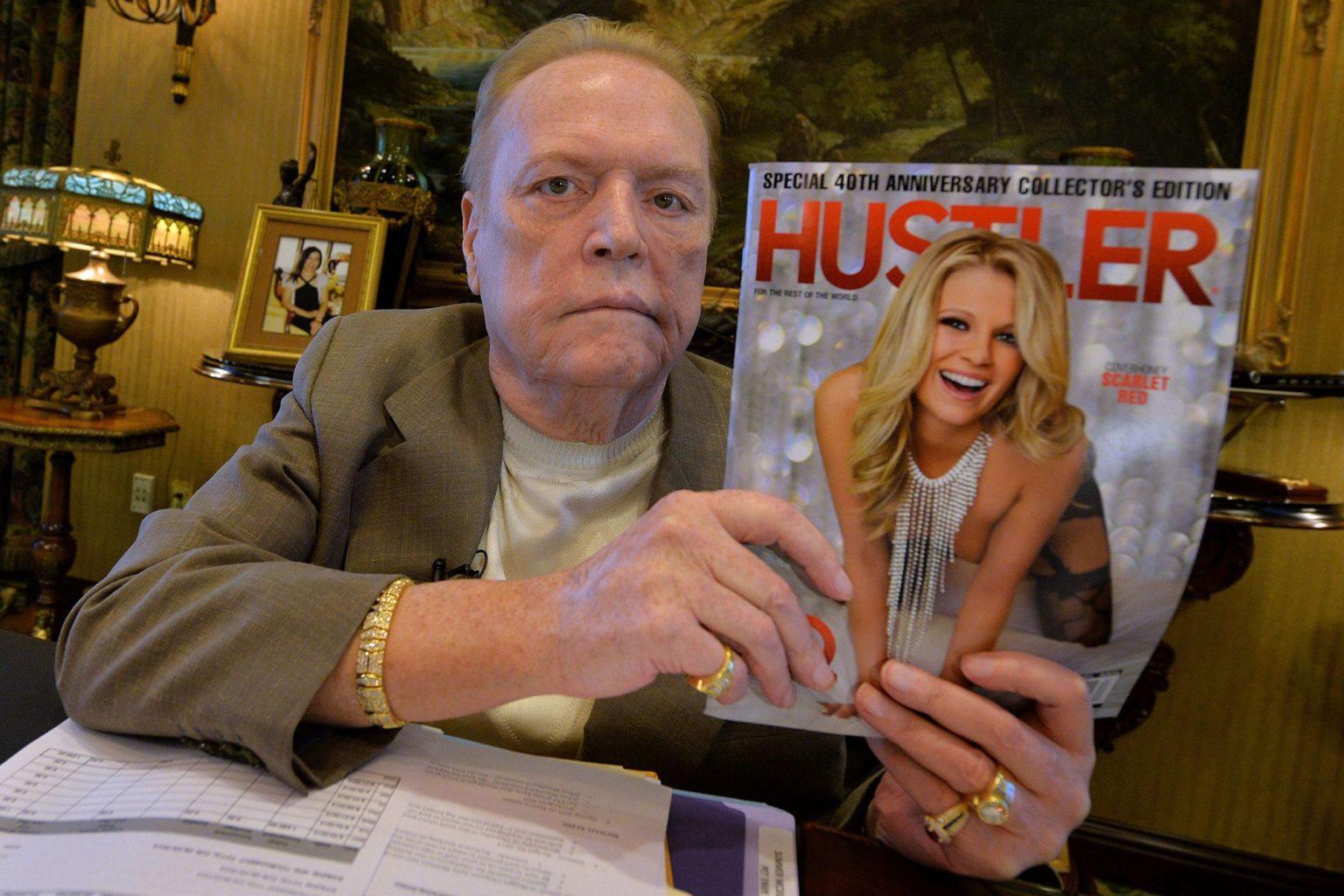 Умер владелец порножурнала Hustler Ларри Флинт