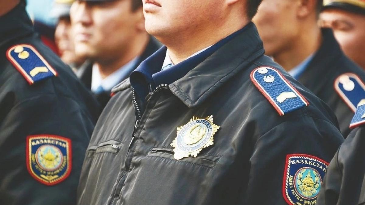 Три тысячи сотрудников МВД РК останутся без работы
