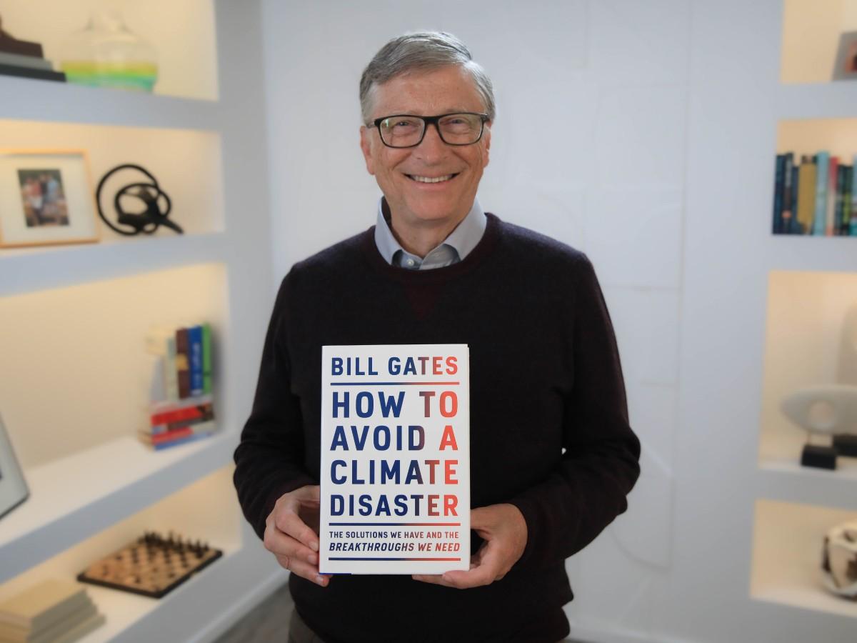 Билл Гейтс рассказал, как сократить свой углеродный след