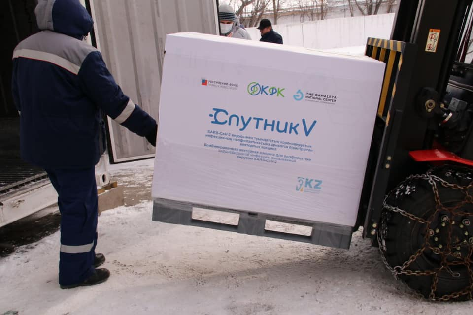 Алматинцы могут не надеяться на массовую вакцинацию в ближайшее время