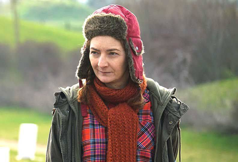 Французская актриса обнажилась на премии «Сезар» в знак протеста