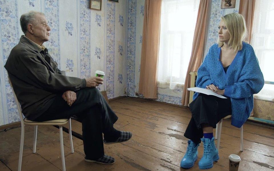 Почему Ксению Собчак снова обвиняют в беспринципности и желании «поймать хайп на свежачке»?