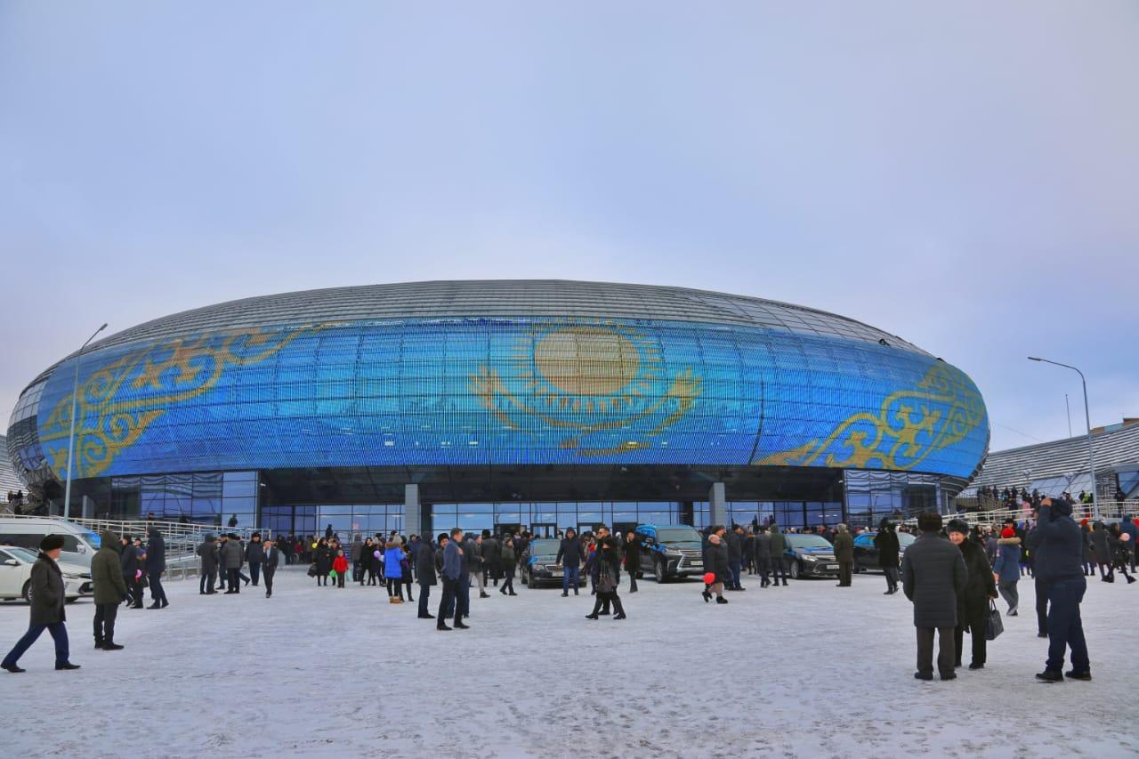 Назарбаев высказался по поводу переименования «Абай Арены» в «Елбасы Арену»