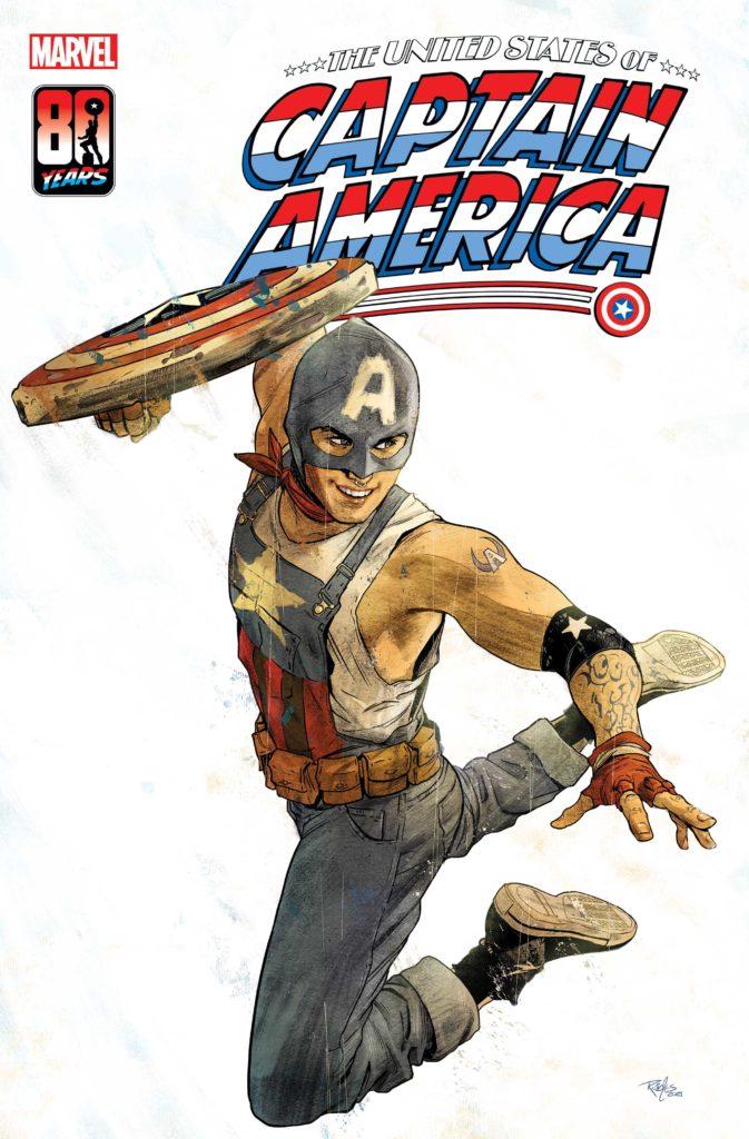 Новый Капитан Америка станет открытым геем