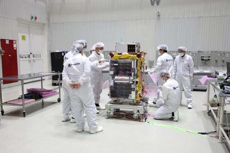Первый в мире космический «мусорный ящик» стартует с Байконура